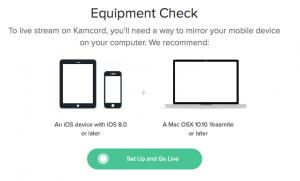 kamcord-equipmentcheck